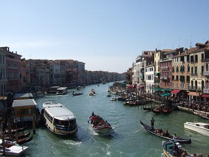 Venice during the day