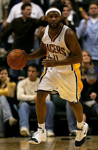 Will the Pacers get rid of Tinsley by 19 February?