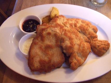 Sensational Schnitzel with Sensational Sauces