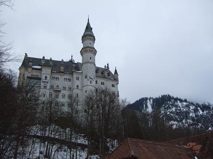 Farewell, Neuschwanstein