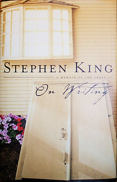 Stephen king on writing audio book youtube