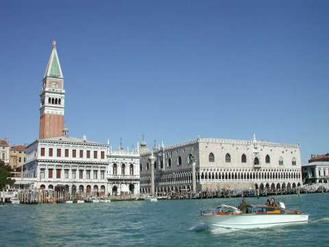 Venice truly is a beautiful city