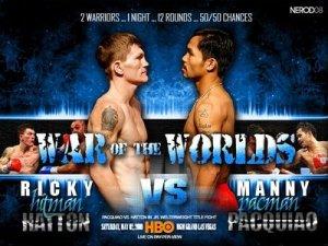 Pacquiao vs Hatton