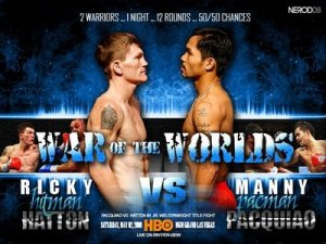 Pacquiao vs Hatton