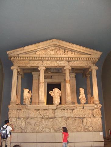 British Museum Inside
