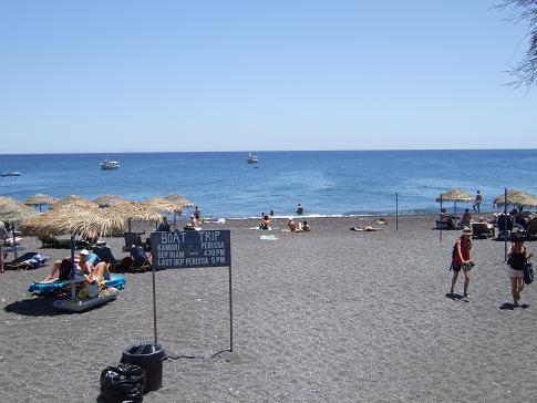Santorini Kamari 2