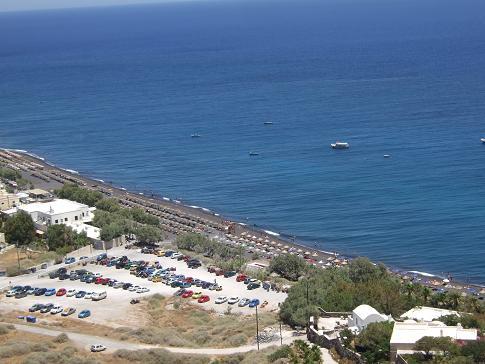 Santorini Kamari