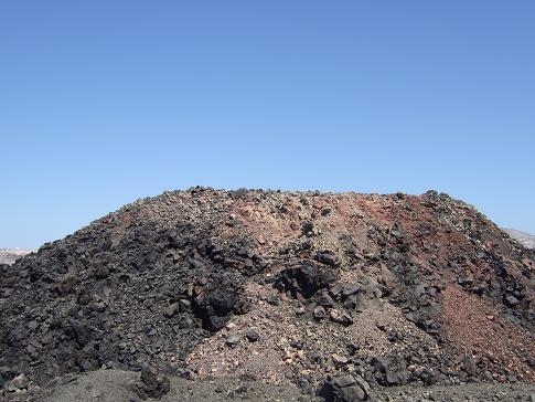 Santorini Volcano 2
