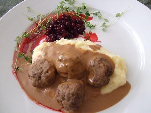 Stockholm Swedish Meatballs