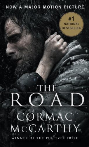 The movie tie-in version of Cormac McCarthy's 'The Road'
