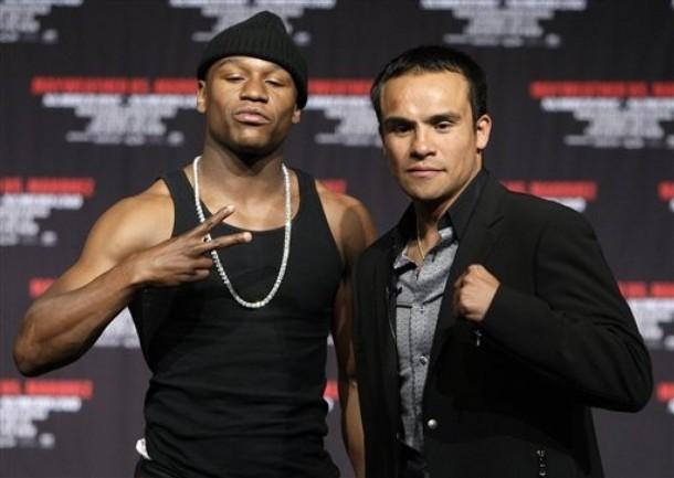 Mayweather Returns Boxing