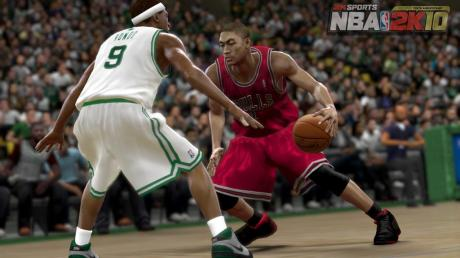 Game Review Nba 2k10 About Writing The Personal Blog