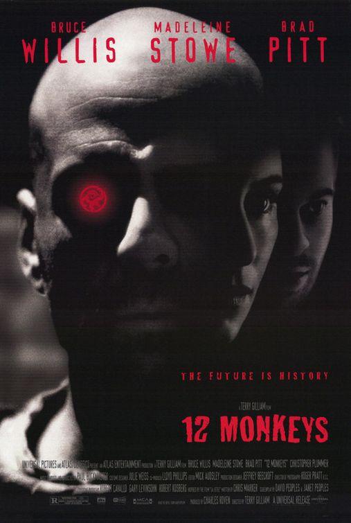 12 Mongkeys
