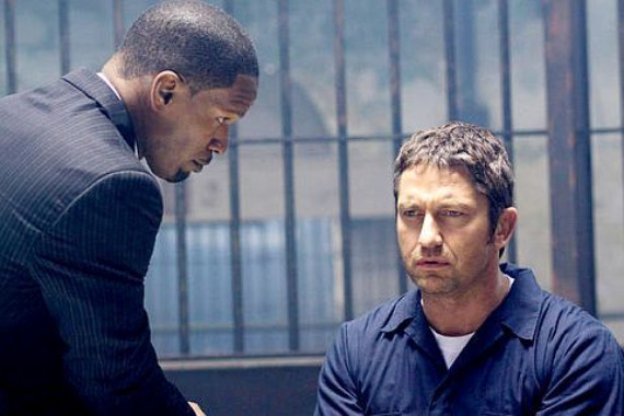 Reaction paper about the law abiding citizen movie