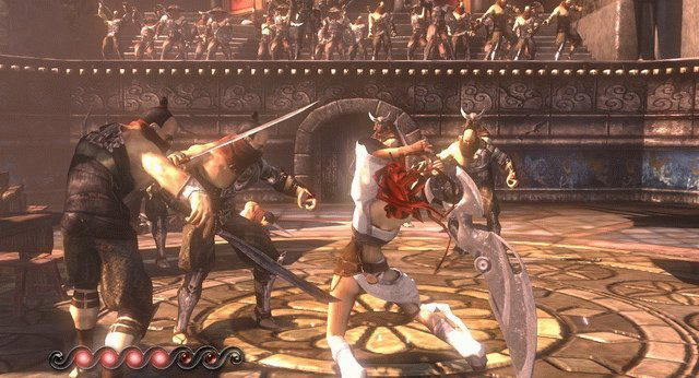 Game Review Heavenly Sword Ps3 About Writing The Personal