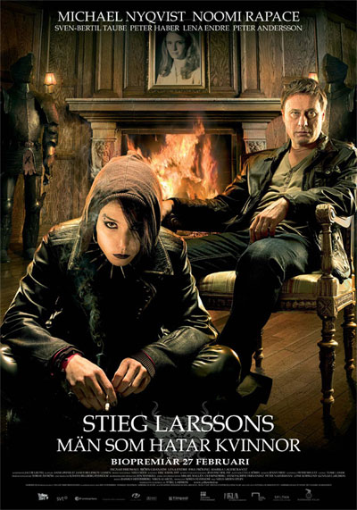 Movie Review: The Girl with the Dragon Tattoo (2009) April 5, 2010