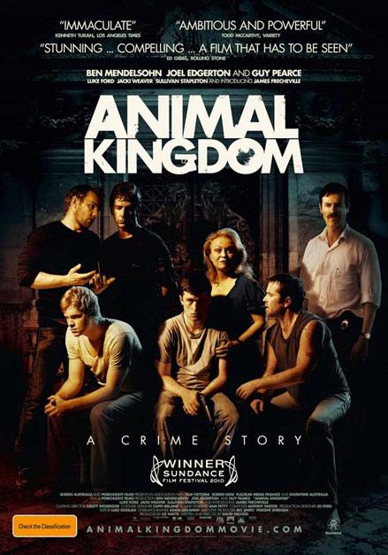 Hayvan Krallığı - Animal Kingdom 2010 Türkçe Dublaj BRRip XviD