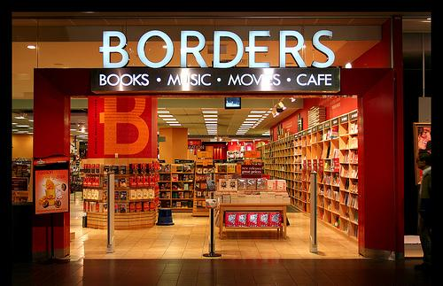 borders books australia