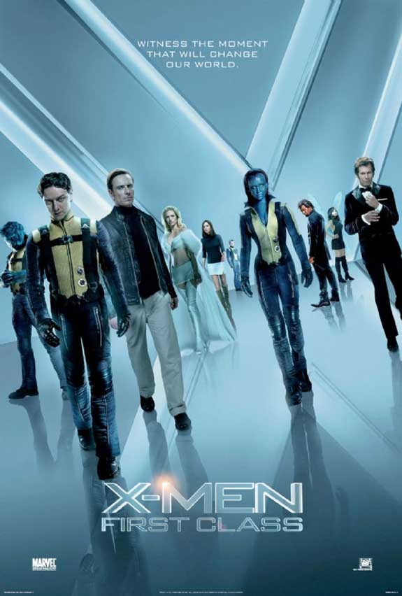 Movie Review: X-Men: First Class (2011) | About Writing ...
